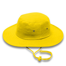 Yellow Cricket Hat