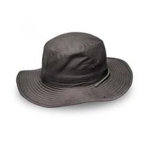 Olive Safari Wide Brim Hat