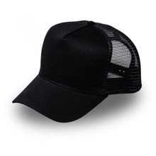 Black/Black MAC Trucker Cap