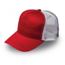 Red/White MAC Trucker Cap