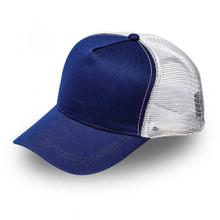 Royal Blue/White MAC Trucker Cap