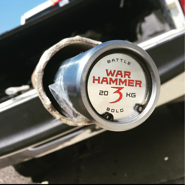 War Hammer III *FREE SHIPPING