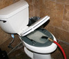 Toilet Pump Out Cover