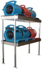 Aluminum Shelving - Holds 6 Air Movers
