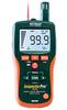Extech Pinless Moisture Psychrometer + IR Thermometer