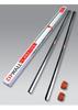 ZIPWALL FOAM RAIL & T-CLIPS (2 PAK)