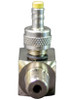 replacement injector for hydro-force sprayers