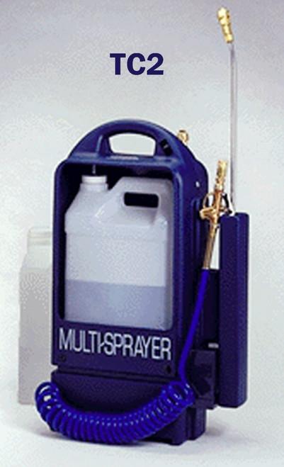 Multi-sprayer cordless TC2
