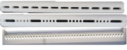 Greenglides slot, hole or hybrid