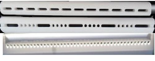 Greenglide hole, slot or hybrid fits aw29