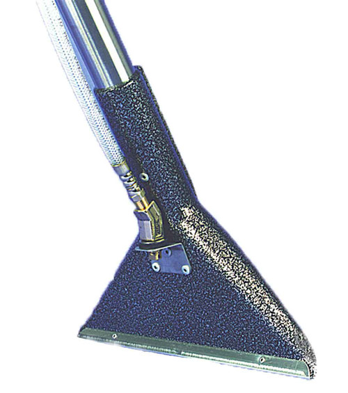 Stair wand 6 inch powdered coated head heavy duty