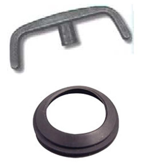Seal and metal handle kit