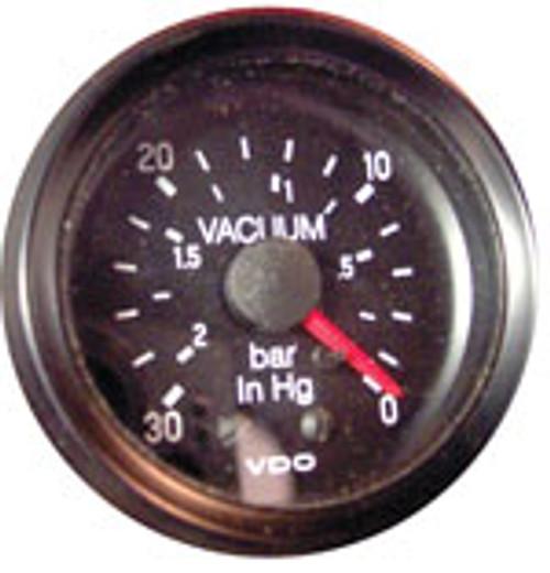 Vdo Vacuum Gauge For White Magic Truckmounts