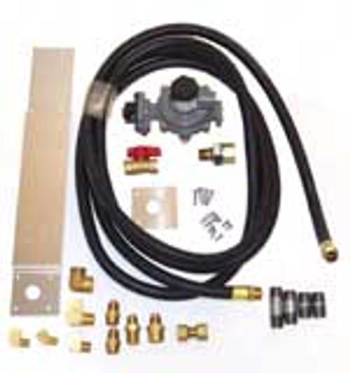 Tes Propane Hardware Kit - Trailer Propane System Parts