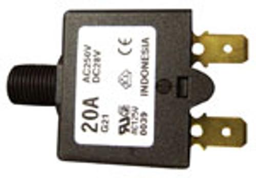 Circuit Breaker 20amp Hydramaster