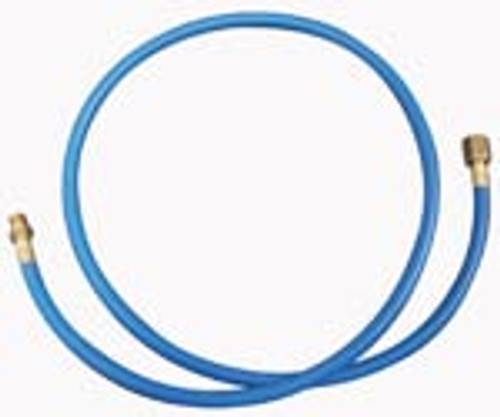 Hose 3/16 X 43-1/2 Hp Ss - 1/8 Mpt X 1/4ft Ends