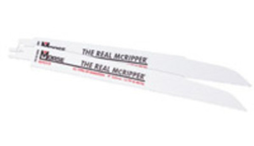"The Real Mcripper Saw Blades 10T 9"" X 7/8"" X .062 for Metal, Wood, or Nails"