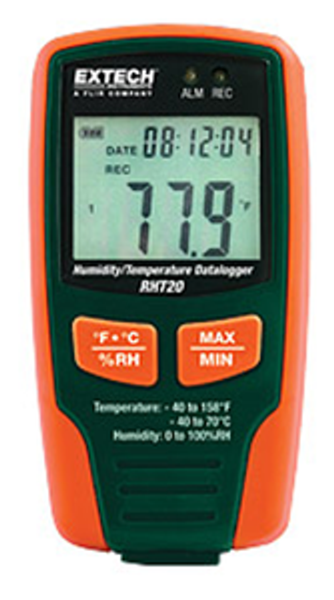 Extech Humidity and Temperature Datalogger