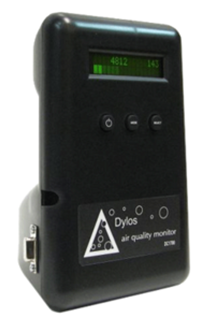 Particle Counter & Data Logger
