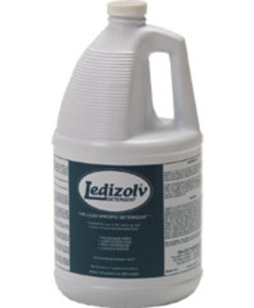 LSZ 90104 1 Gallon Concentrated Ledizolv Detergent, Makes 50 Gallons