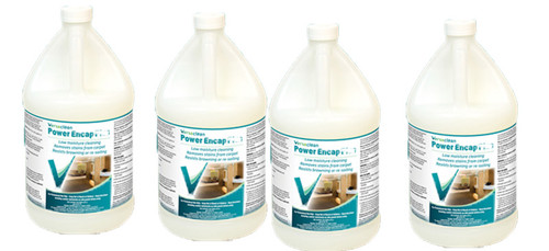 Power Encap Bonnet prespary or detergent