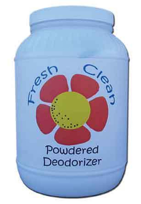 Fresh Deodorizer Clean for carpet cleaners