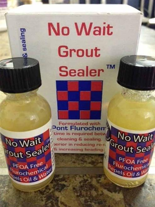 no wait sealer viral