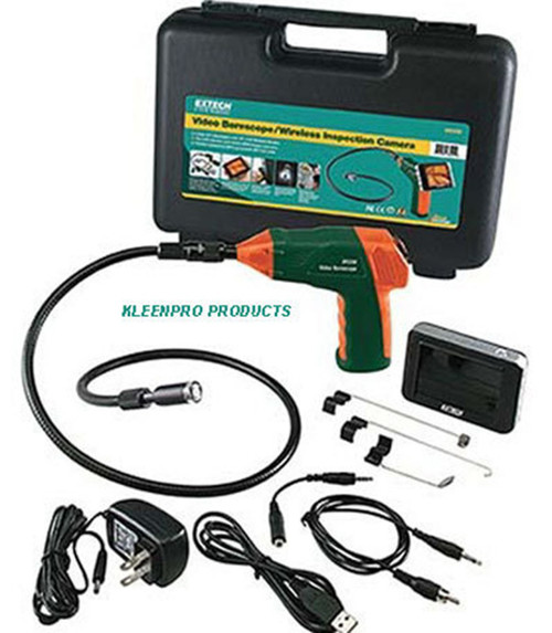 Borescope with video camera BR200