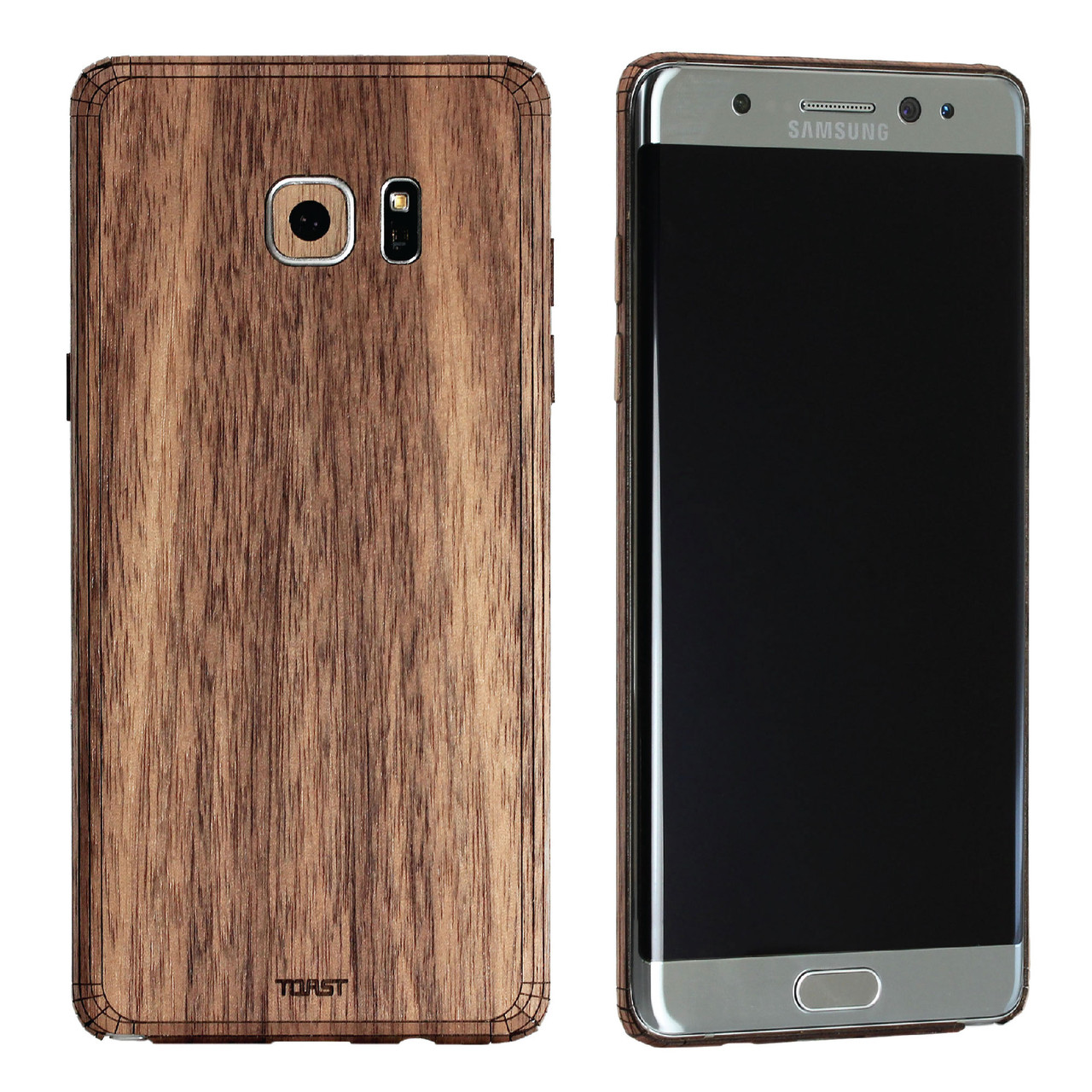 detailed pictures 4143e a86c7 Note 7 wood cover