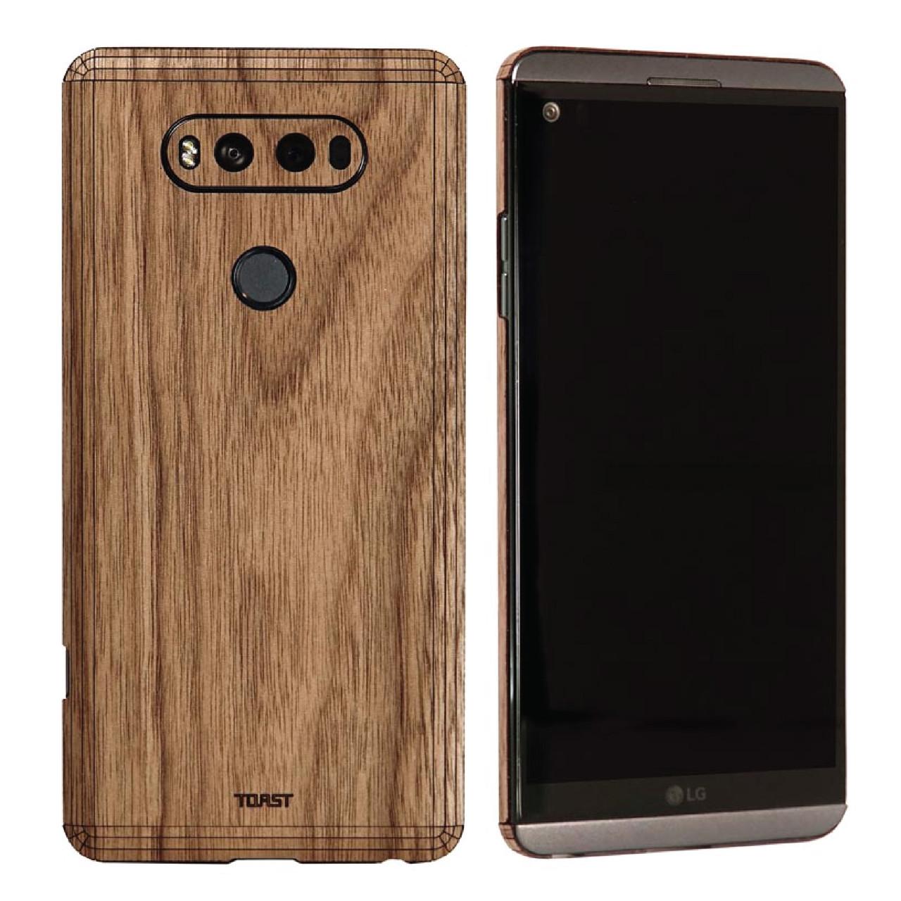online retailer d2ee9 d4d97 LG V20 wood cover