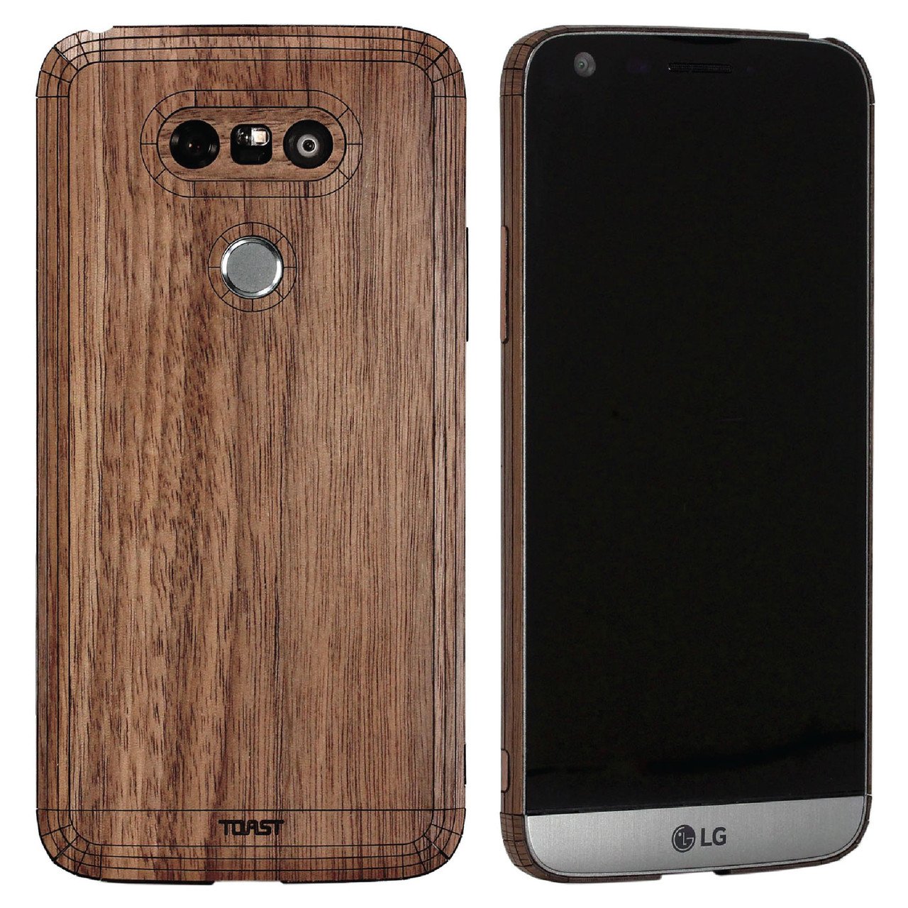 hot sale online 348d7 f2518 LG G5 wood cover