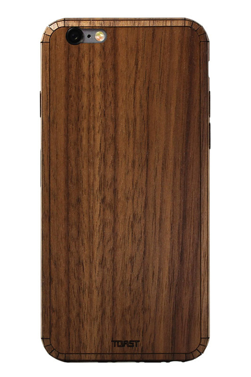 8895b7cc5e TOAST | Real Wood Covers for iPhone | Made in USA