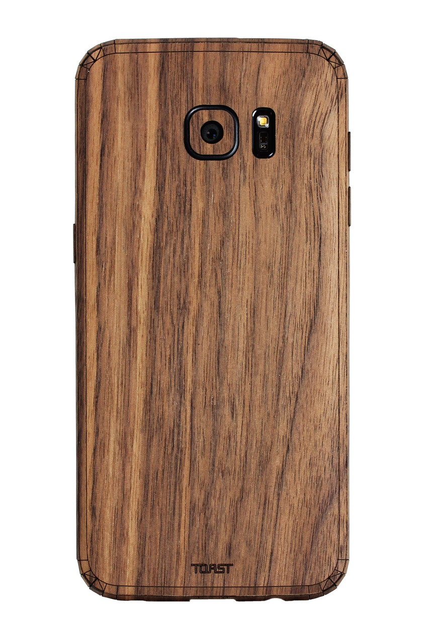 best service 40f7a eb8b7 Galaxy S7 / S7 Edge wood cover