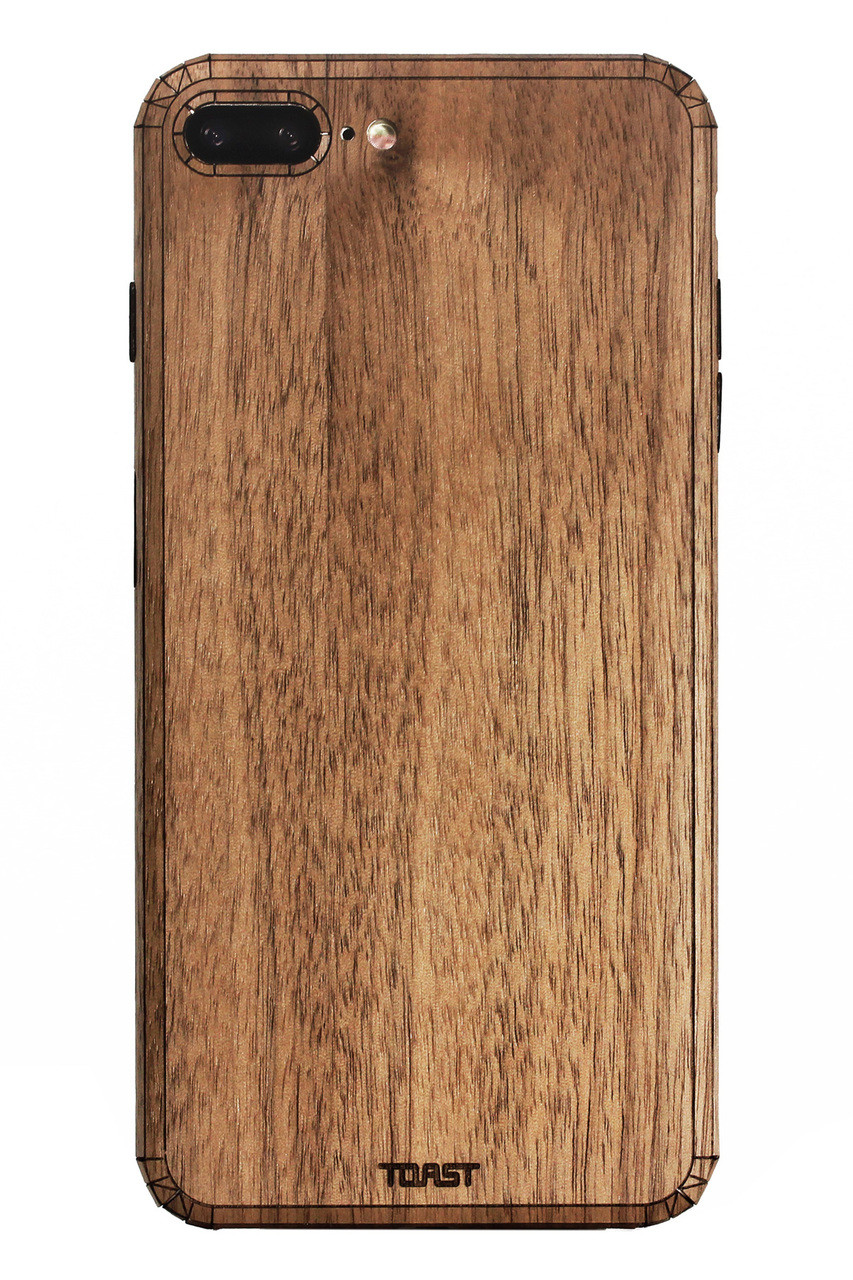 huge selection of b0420 cd04b iPhone 8 / 8 Plus wood cover