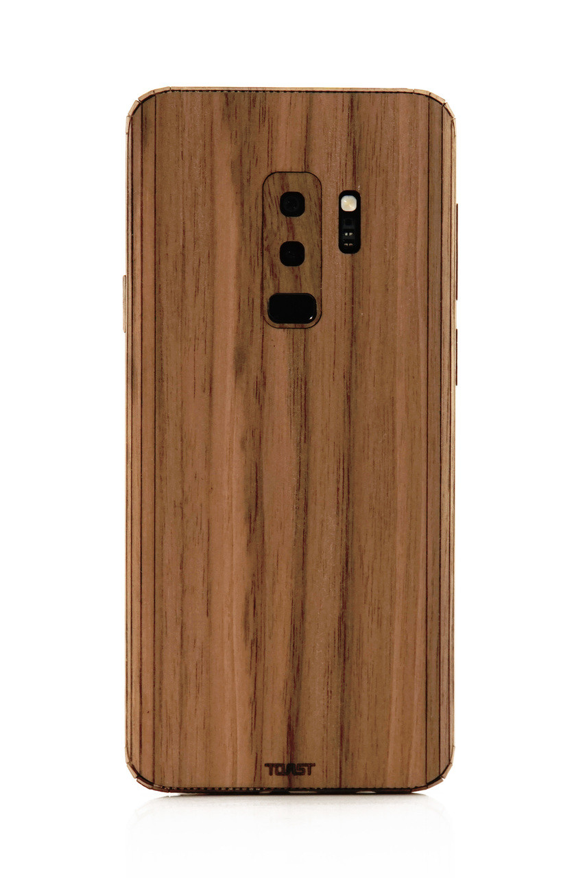 info for 8fbf4 ebf9d Galaxy S9 / S9+ wood cover