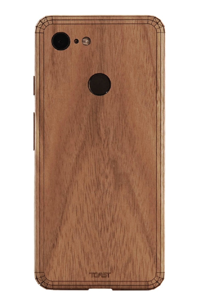 size 40 fa6df 7c9bb Pixel 2 / Pixel 2 XL wood cover