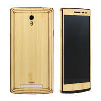 OPPO Find 7a (OFD7) Bamboo back and front panel