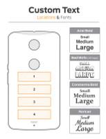Nexus 6 wood cover