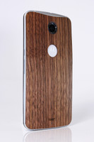 Nexus 6 (NEX6) Walnut back panel