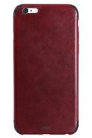 iPhone 6 / 6s / 6 Plus Leather (IPH6-L) Syrah back panel