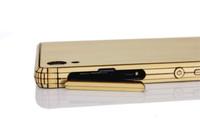 Xperia Z2 / Z3 / Compact (SXZ2-3) Bamboo edge view