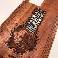 Custom Wood Phone Covers