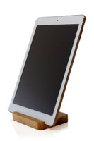 Solid Walnut Universal Tablet Stand