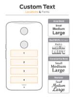 Leather Nexus 6 cover
