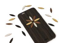 Decorative Inlay Series Ebony Flower