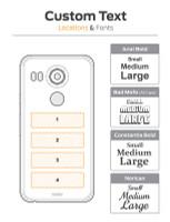 Nexus 5X wood cover