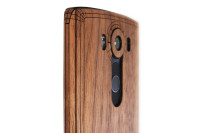 LG V10 (LGV10) Walnut edge view