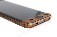 Galaxy S7 / S7 Edge (SGS7) Walnut front panel