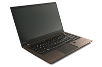 Lenovo Think Pad X1 Carbon (5th Gen) Ebony keyboard