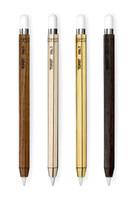 Apple Pencil wood wrap color options - Walnut, Ash, Bamboo, Ebony